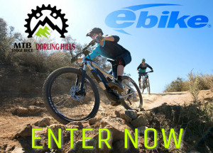 Organisers of the Darling Hills MTB have opened the race to E-bike riders with the introduction of a new category for the 3-day mountain bike event.   E-Bike racers will start in their own batch before the other categories depart. The E-Bike category is o