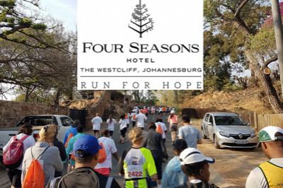 Four Seasons Hotel Run for Hope 2018