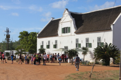 Groote Post Country Run October 2018