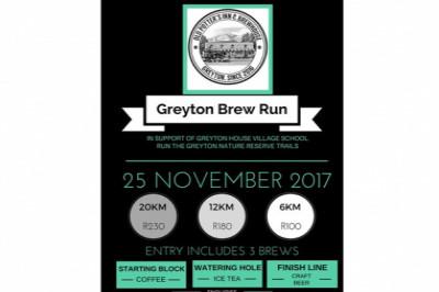 Greyton Brew Run 2017