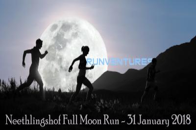 Neethlingshof Full Moon Run