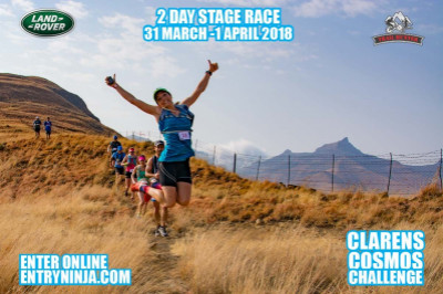 Clarens Cosmos Challenge driven by Land Rover East Rand