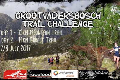 Grootvadersbosch Trail run.