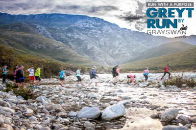 The Greyt Run One day event by GraySwan Wealth