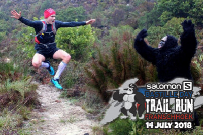 Salomon Bastille Day Trail Run 2018