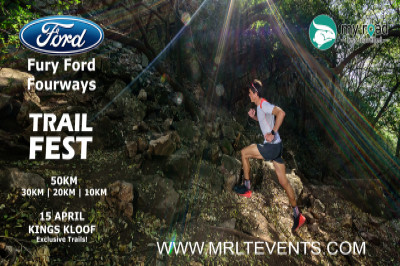 Fury Ford Fourways  Trail Fest
