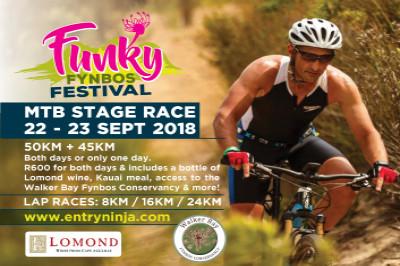 Funky Fynbos Festival - Day 1