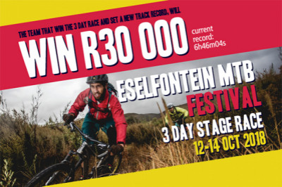Eselfontein MTB 3 day Stage race