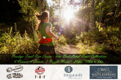 Prestige Trail Run Series 2018 - The Best Local Trail Collection