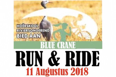 Blue Crane Run & Ride