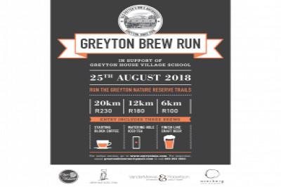 Greyton Brew Run 2018