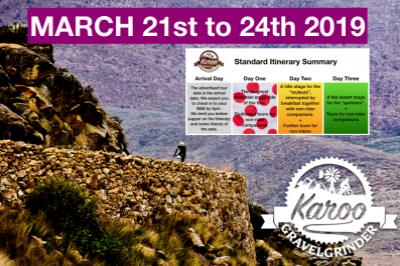 Karoo GravelGrinder 2019 March 21st