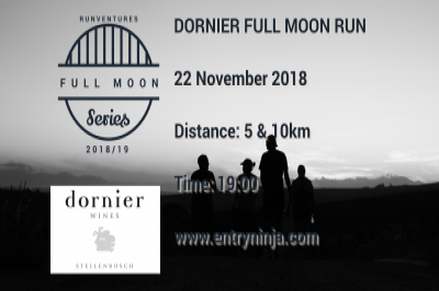 Dornier Full Moon Run