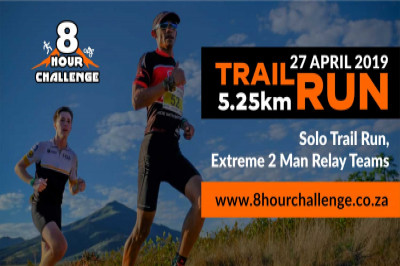 8 Hour Trail Challenge 2019