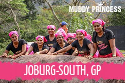 Muddy Princess Joburg South, GP