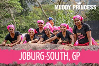 Muddy Princess Joburg South, GP