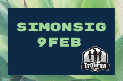 Simonsig TrailFun: February 2019