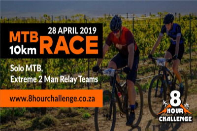 8 Hour MTB Challenge 2019