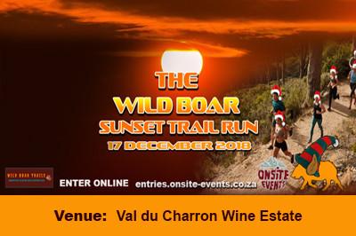 Wild Boar Sunset Trail Run