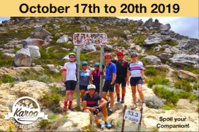 Karoo GravelGrinder 2019 October 17th