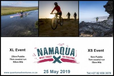 Namaqua X - Tri Challenge