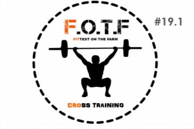 Fittest On The Farm Cross Training 1/19