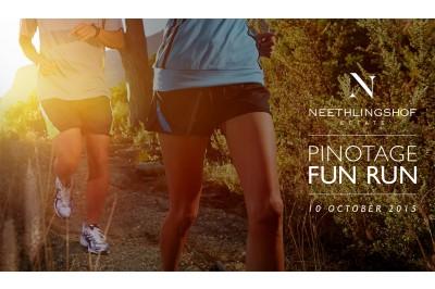 Neethlingshof International Pinotage Day Fun Run