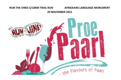 Run The Vines Afrikaans Language Monument