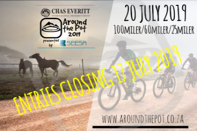 Chas Everitt - Around The Pot 100Miler 2019 - Presented by SEESA