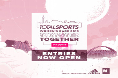 Totalsports Women's Race Joburg 2019