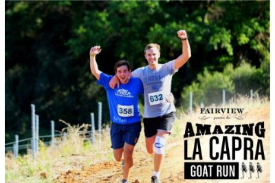Fairview Goat Run 2018