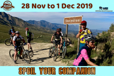 Karoo GravelGrinder 2019 November 28th