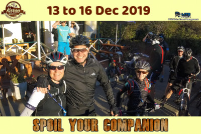 Karoo GravelGrinder 2019 December 13th