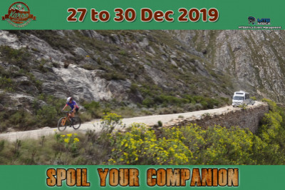 Karoo GravelGrinder 2019 December 27th