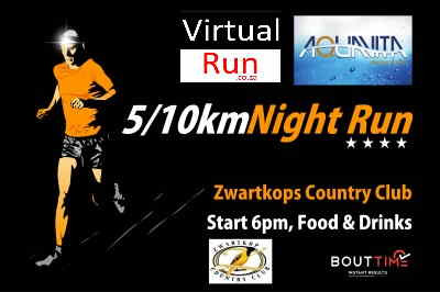 Zwartkop Nite Race Series 2019/2020 #4