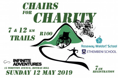 Chairs for Charity Trail Run