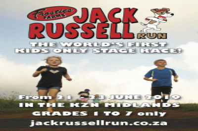 Jack Russell Trail Run Kids Stage Race