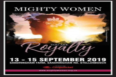Tented Accommodation - Mighty Women WC