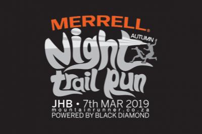 MERRELL Autumn Night Runs presented by Black Daimond – JHB