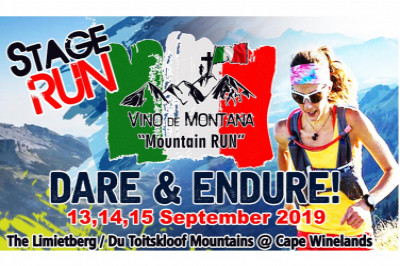 Vino De Montana Mountain Run - 3 Day Stage Run