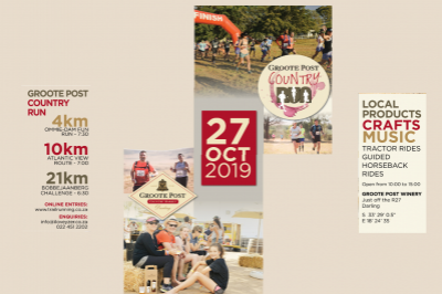 Groote Post Country Run 27 October 2019