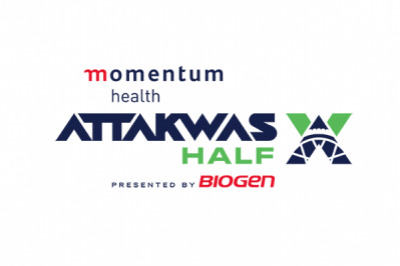 Momentum Health Attakwas Half presented by Biogen