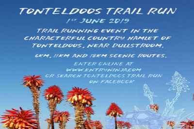 Tonteldoos Trail Run 2019