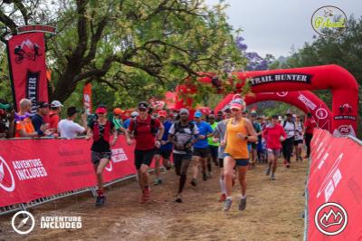 Adventure Included: Modderfontein Trail Run