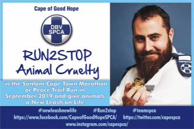 SPCA Sanlam Cape Town Peace Trail Run 2019