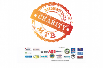 Mormond Stix Charity MTB