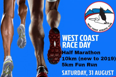 West Coast 21.1km & 10km Road Race