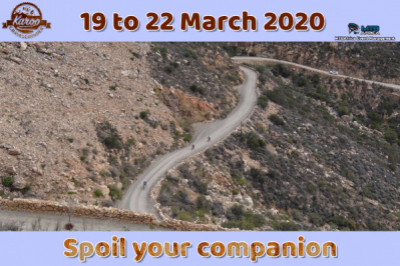 Karoo GravelGrinder 2020 March 19th
