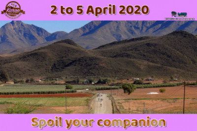 Karoo GravelGrinder 2020 April 2nd