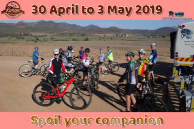 Karoo GravelGrinder 2020 April 30th